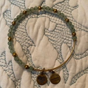 Authentic Alex & Ani Beaded Bracelet